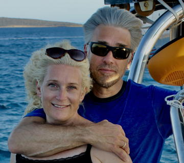 Kristin & Stig